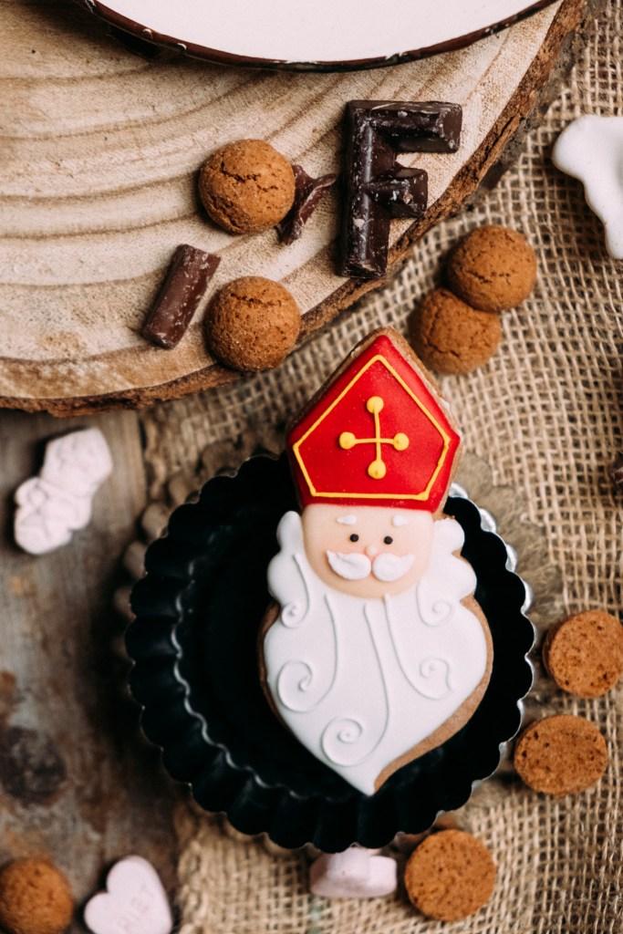 koekjes voor sinterklaas