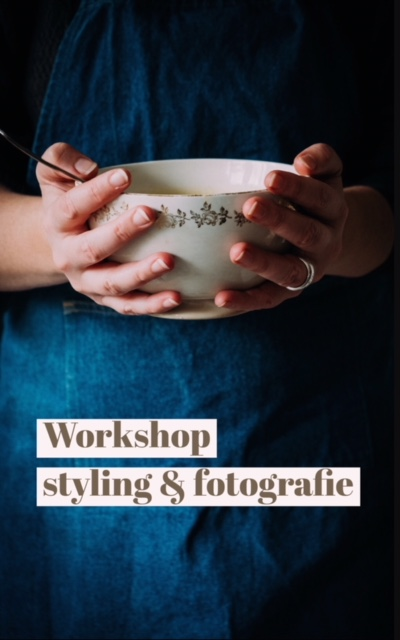 workshop fotografie en styling