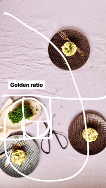golden ratio food Mylucie.com