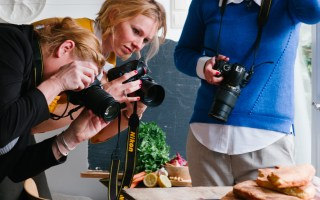 workshop food styling en fotografie Mylucie.com