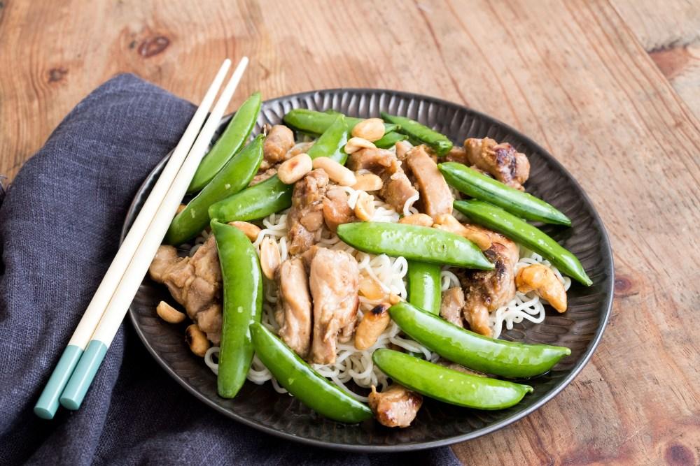 kung pao recept
