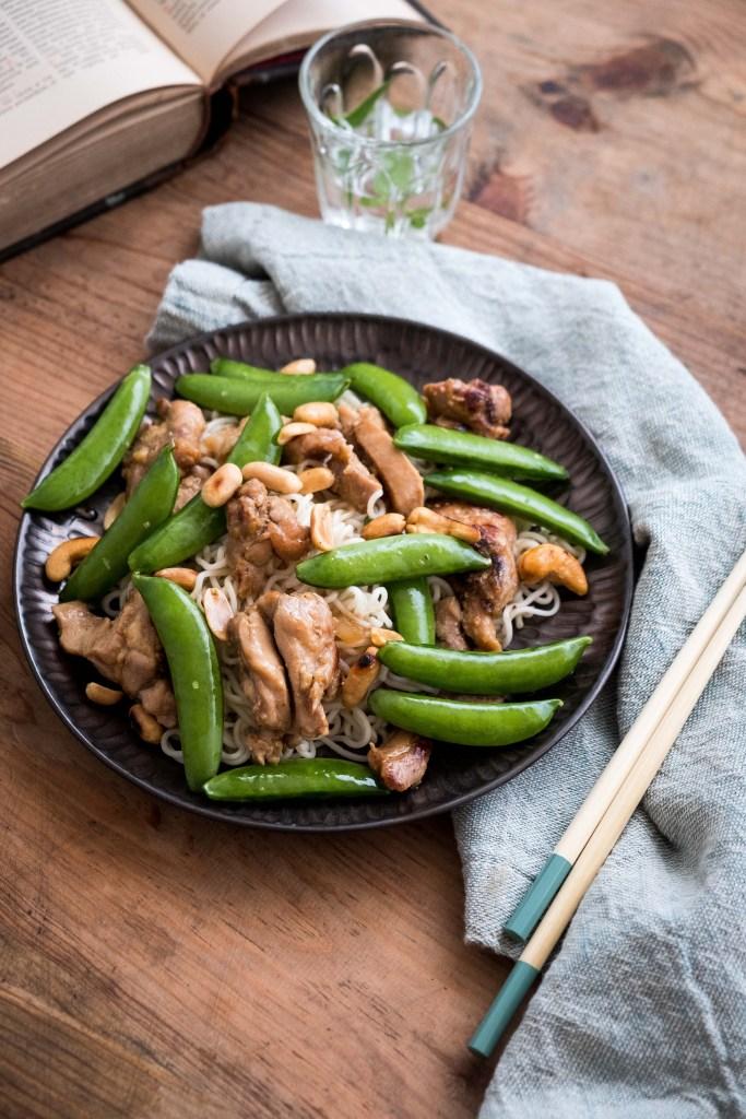 kung pao maken met kip