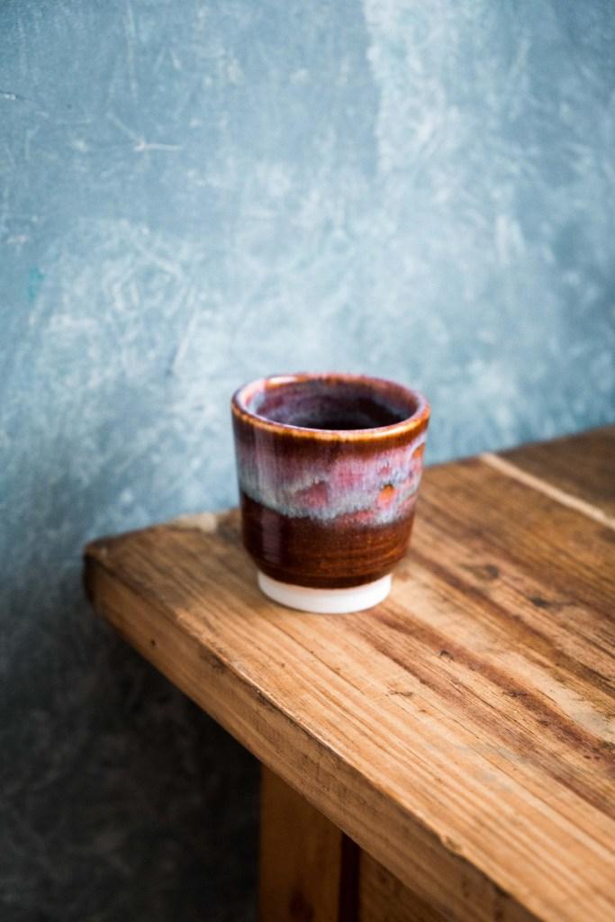 espresso kopje van keramiek