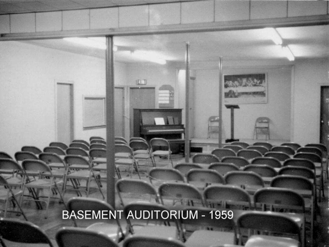 1959 e basement
