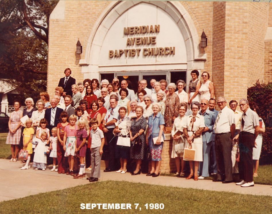 1980 congergation