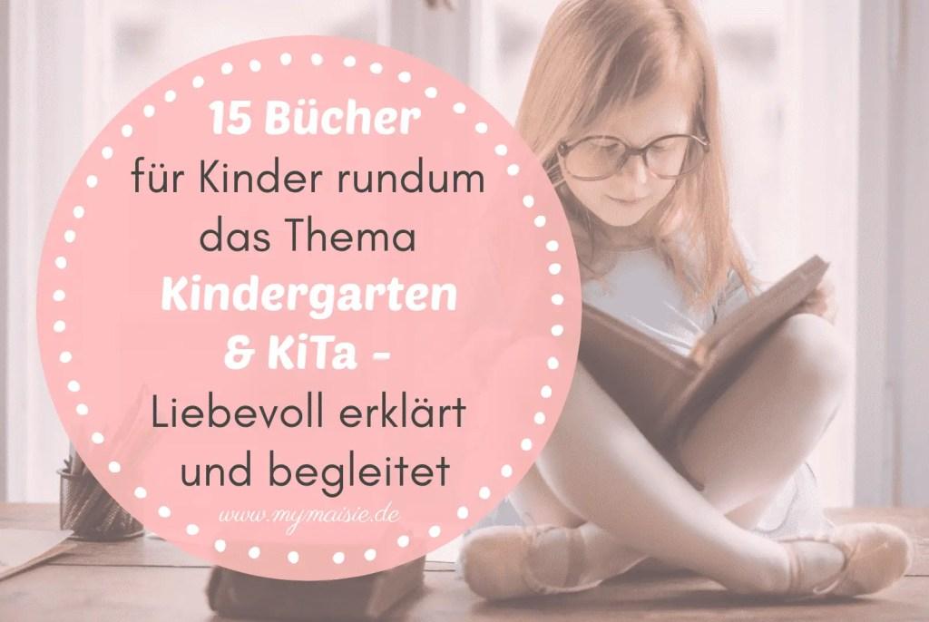Der KiTa oder Kindergarten Start steht an und Du möchtest Dein Kind liebevoll auf die Eingewöhnung vorbereiten? Oder bei Unlust motivieren? Diese Bücher...