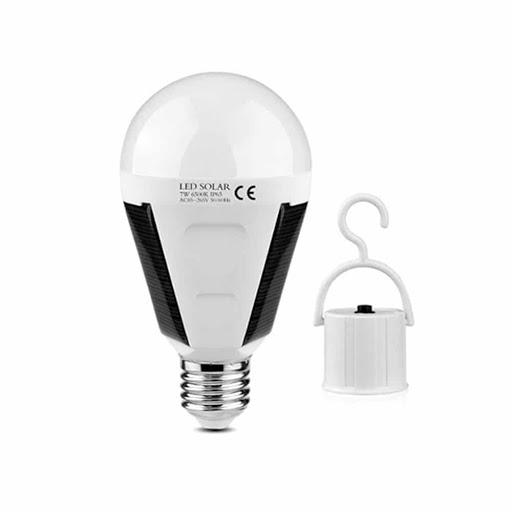 LED соларна сијалица од Тесла Лед