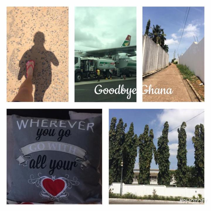 Saying goodbye to Ghana but looking forward to returning to live as expats in Accra Ghana