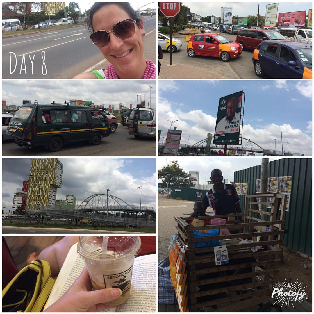 Walking the streets of Accra and exploring what expat life in Ghana would be like