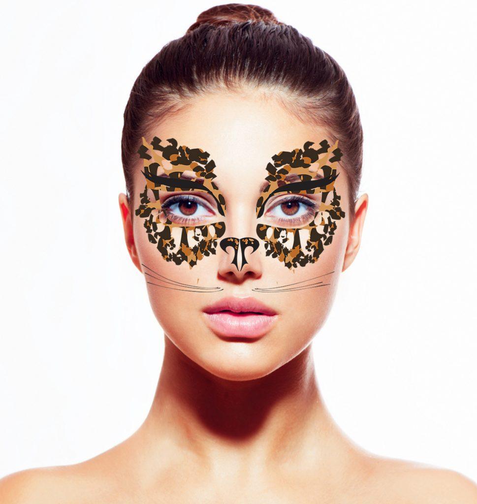 Easy Sexy Leopard Halloween Costume