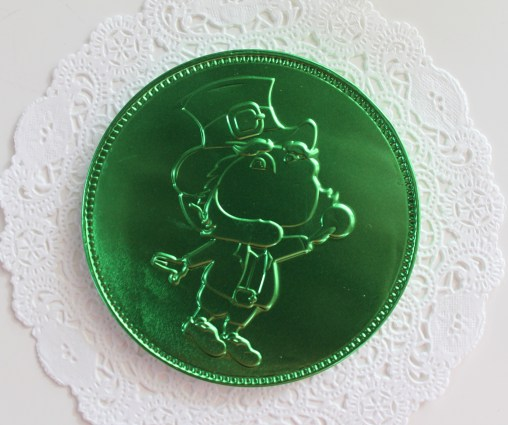 mml chocolate coin