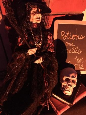 A Jealous Witch Named Esme