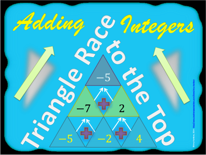Triangle Race to the Top