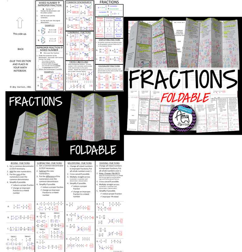 FractionsFoldablePicture2