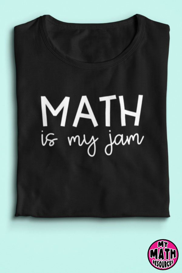 These math teacher t-shirts are classroom safe for High School, Jr. High, Elementary, or Preschool. Perfect math teacher tshirt for dress down day, test or quiz day, finals week, or standardized testing! A Teacher T Shirt for back to school or the first day or last day of school!  #teacherstyle #teachertshirts #teachertees #math