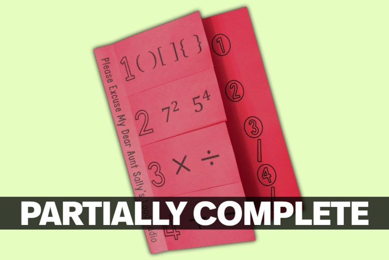 This PEMDAS Order of Operations Foldable is a MUST HAVE resource for any 5th, 6th, 7th, or 8th grade math class that uses an interactive math notebook.  More fun than traditional note taking!  #mathteacher #math #maths #teacher #algebra #geometry #mathproblems #study #iteachsixth #iteachseventh #iteacheigth #6thgrade #7thgrade #8thgrade #middleschoolmath #teacherspayteachers #teachersfollowteachers #teacherinspiration