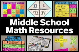My Math Resources