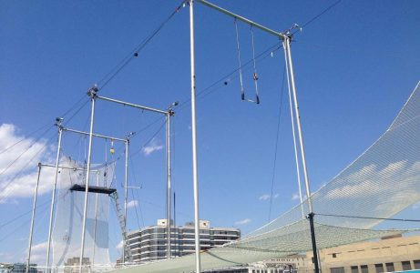 The Crucial Life Skill I Learned From Flying Trapeze