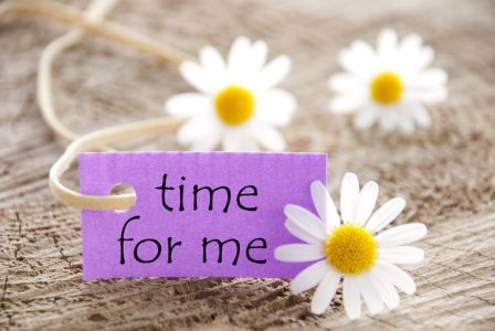 """The Value of """"Me Time"""""""