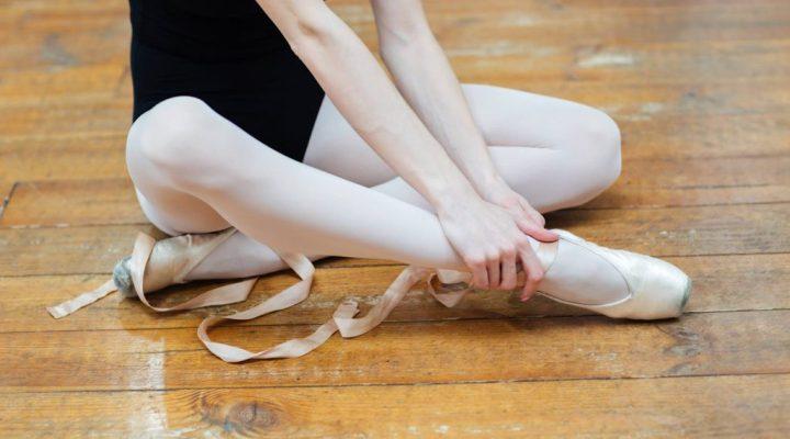 injured dancer