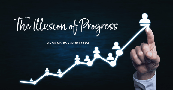 illusion of progress