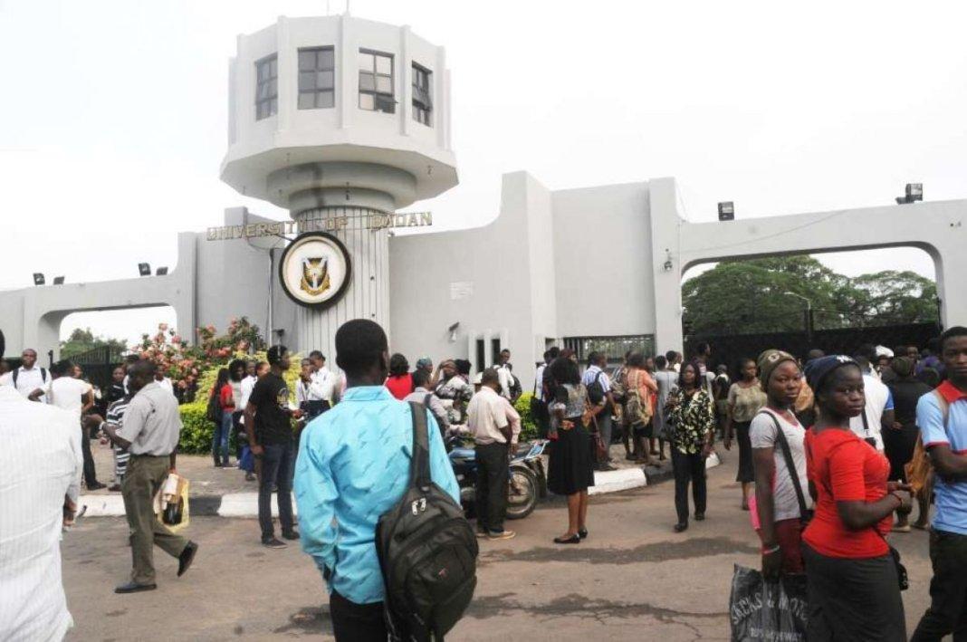 University of ibadan Main gate