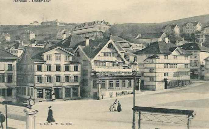 Postcard from Herisau