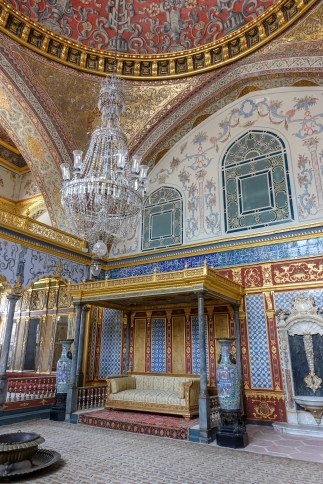 Inside the Topkapı Palace