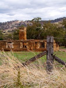 derelict homestead