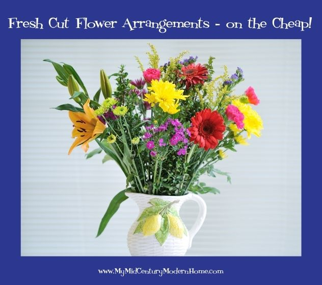 Fresh Flowers without Breaking the Budget