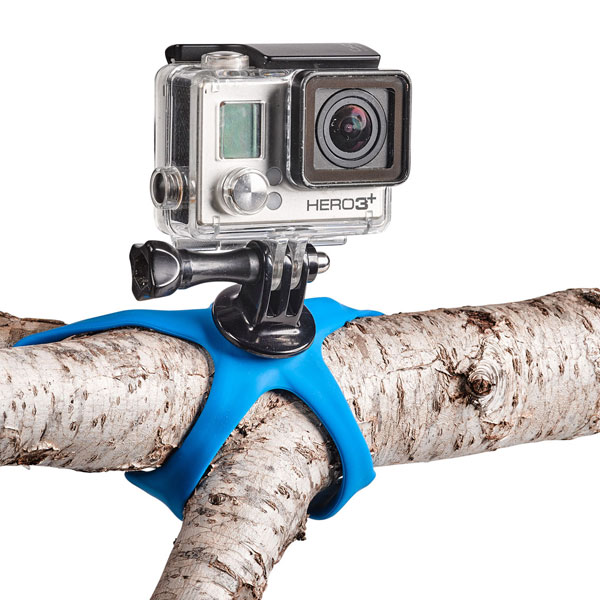 Splat Flexible Tripod for Go-Pro & Action Cams