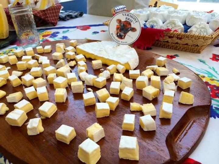 2014 Vermont Cheese Festival