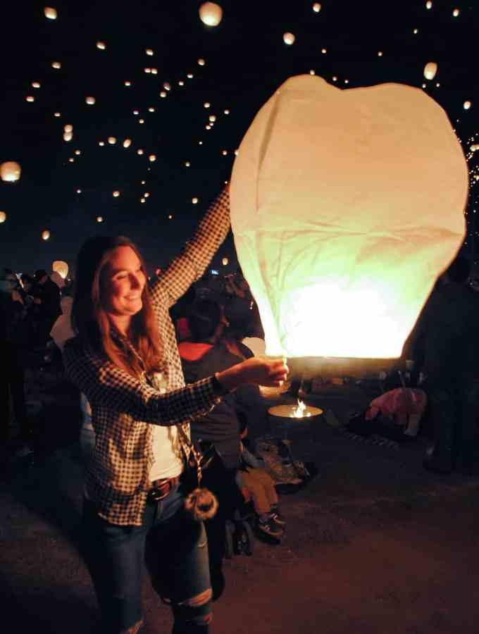 Arizona Lantern Festival