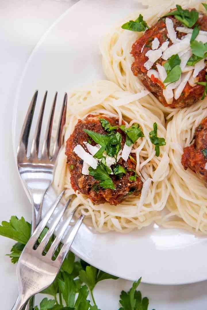 Tender Turkey Meatballs Recipe