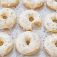 Lemon & Lavender Baked Doughnuts