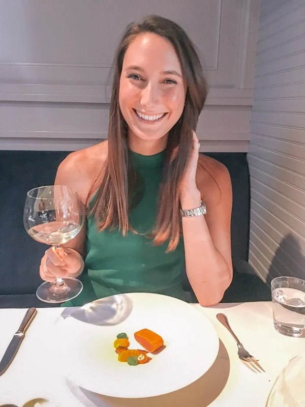 Birthday Dinner at French Laundry, Yountville Ca