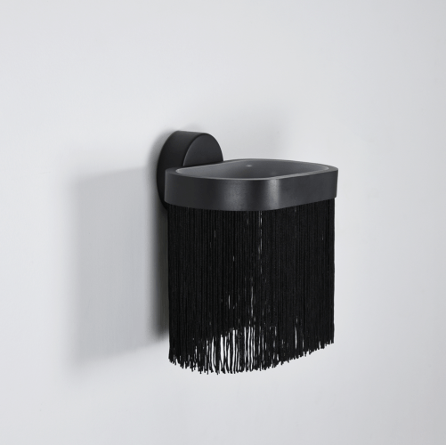 GALON L WALL LAMP enostudio black