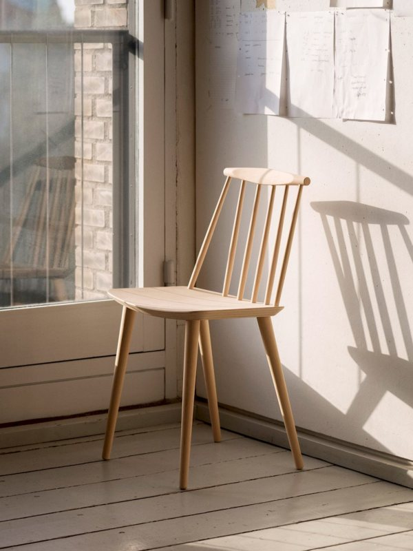 Hay - J77 Chair in natural finish