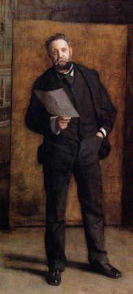 Eakins,_Leslie_W_Miller_1901