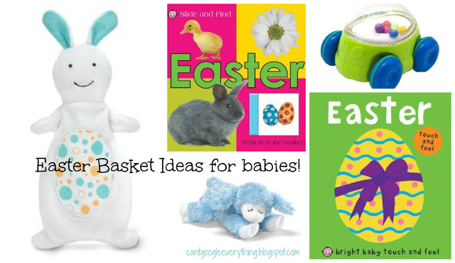 Baby Easter Baskets!