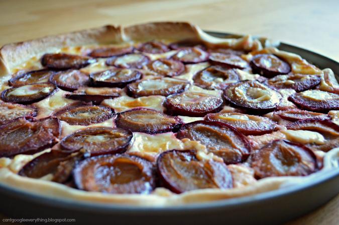 Zwetschgenwähe: Swiss Plum Pie Recipe!