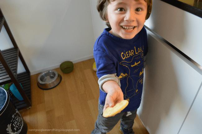 Mini Chef Mondays: Snicker Doodle Cookies!