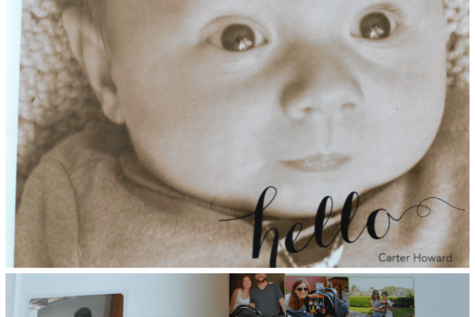 An Easy Way to Keep Track of Your Memories: Make My Book with Shutterfly!