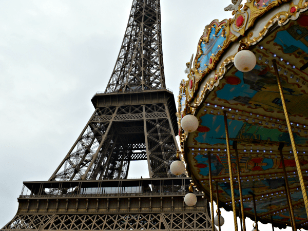 Snapshots from Paris!