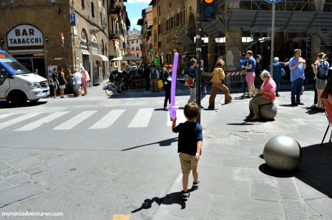 Florence balloon