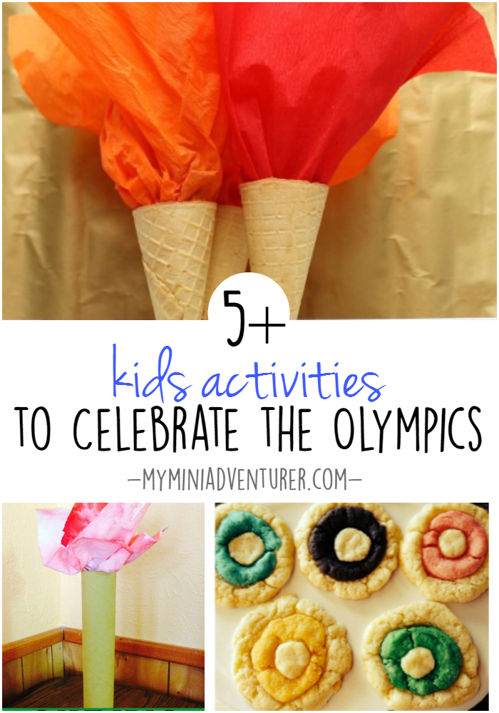 Kids Activities for the Olympics