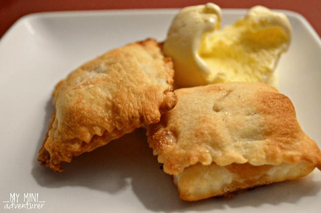 Apple Pie Ravioli