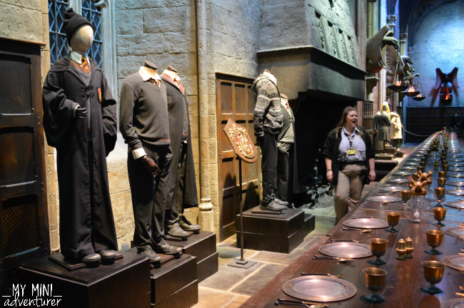 HP great hall table