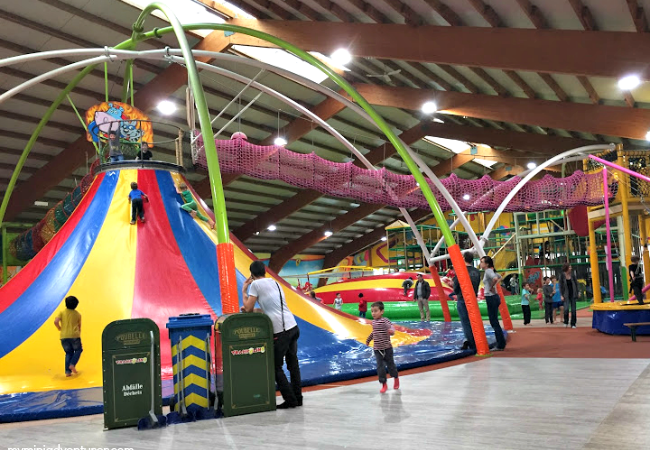 Indoor Play Areas Near Zurich to Check Out