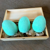 Dragon Egg Bath Bombs